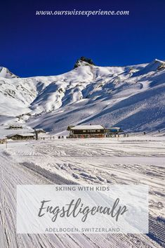 Skiing with kids: Winter fun on the Engstligenalp - Our Swiss experience Adelboden, Igloo Building, Ski Pass, Sounds Good To Me, Der Bus, Hotel Stay, Ice Sculptures, Interactive Map, Winter Fun
