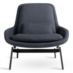Field Lounge Chair - Modern Reading Chair | Blu Dot