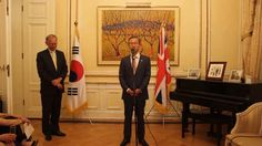A Reception To Celebrate Chuseok - at The Ambassador's Residence (2013)