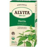 Alvita - Organic Nettle Tea Caffeine Free - 24 Tea Bags, 6 Pack for only $34.14 You save: $7.80 (19%)