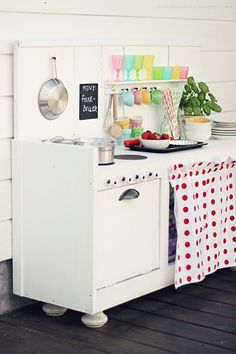 Kitchen for the little ones