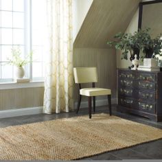 nuLOOM Handmade Natural Jute Rug (8' x 10') | Overstock.com Shopping - Great Deals on Nuloom 7x9 - 10x14 Rugs