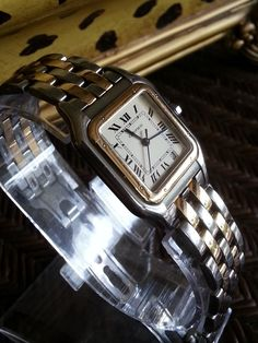 Cartier Panthere PANTHER Quartz WATCH 2 by STUNNINGCOLLECTIBLES