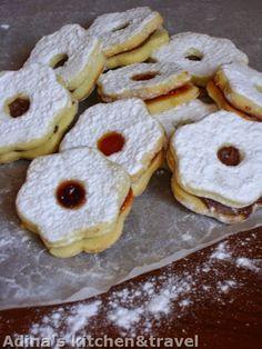 Adina's kitchen & travel: Biscuiti Dame Blanche Gordon Ramsay, Gem, Sweets, Cookies, Supe, Kitchen, Desserts, Travel, Food