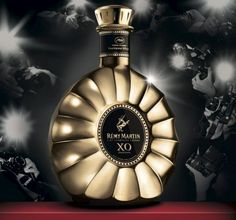 Remy Martin Released a Special Edition of Xo Excellence for Cannes #luxury #products trendhunter.com