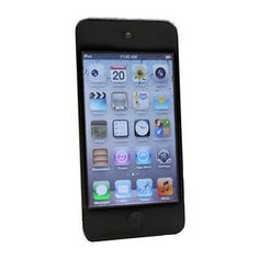 NEW iPod touch 4th Generation Black (32 GB) + Free Gift