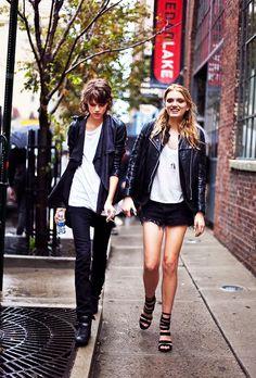 Freja & Lily