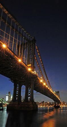 Manhattan Bridge Photograph by Dave Mills - Manhattan Bridge Fine Art Prints and Posters for Sale