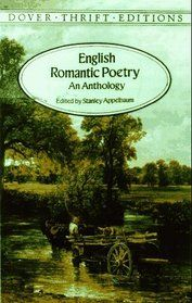 English Romantic Poetry. I ♥ this! All the great poems in one book.