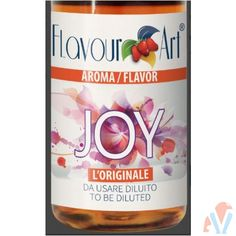 Joy E-Liquid Concentrate from FlavourArt