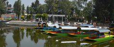 Se rehabilita el embarcadero del Lago Los Reyes Aztecas en Tláhuac