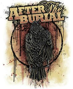 Design done to after the burial