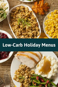 How to cook a low-carb Thanksgiving meal and have a healthy holiday!