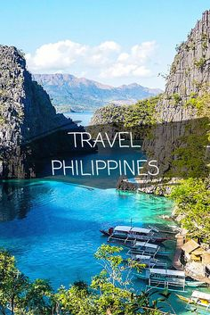 Philippine Travel Tips. The Philippines with its thousands of islands, friendly people, and unique Spanish and American influences is one of the more convenient travel destination Amazing Destinations, Travel Destinations, Fort Santiago, Travel Guides, Travel Tips, Philippines Travel, China Travel, Elba, Logs
