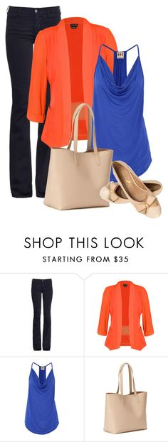 """""""Untitled"""" by havlova-blanka on Polyvore featuring M.i.h Jeans, City Chic, Haute Hippie and Old Navy"""