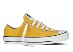 CHUCK-TAYLOR-CONVERSE-ALL-STAR-YELLOW-SHOES-144812F-SELECT-SIZE