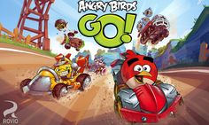 Angry Birds Go! MOD APK+DATA v1.4.3 (Unlimited Coins+SAVE FIX) - http://androidvb.com/angry-birds-go-mod-apkdata-v1-4-3-unlimited-coinssave-fix-6/