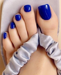 Blue Toe Nails, Blue Toes, Sexy Nails, Foot Pictures, Gorgeous Feet, Pretty Toes, Female Feet, Women's Feet, Sexy Feet