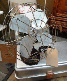 Vintage Mastercraft Fan