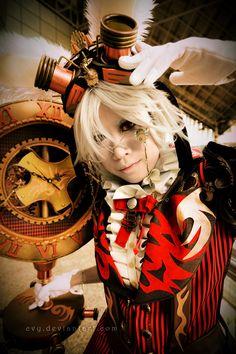 steampunk cosplay