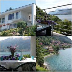 Unser Airbnb Appartement Tipp für Familien direkt am verwunschenen Comer See| Pinspiration