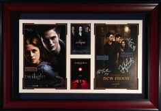 The Twilight Saga - Cast Autographed Framed Poster - Signed Movie Posters by HollywoodMemorabilia, http://www.amazon.com/dp/B008Z0MO6A/ref=cm_sw_r_pi_dp_iRGTqb0DZA3HJ