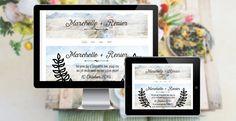 Awesome wedding websites.