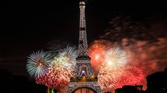 """Bastille Day, or French Independence Day, takes place each year on July 14 to commemorate the storming of the Bastille and the start of the French Revolution. Although Bastille Day is celebrated around the world, celebrations in <a href=""""http://www.travelchannel.com/destinations/paris/photos/things-to-do-in-paris"""">Paris</a> include a military parade along the Champs-Élysées and public dances, followed by fireworks over the <a ..."""