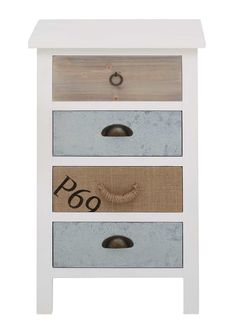 Komoda SOUL - SCONTO NÁBYTOK Provence, Komodo, Nightstand, Table, Furniture, Home Decor, Decoration Home, Room Decor, Night Stand