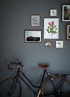 Have you figured out that we are obsessed with dark walls yet?