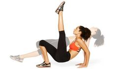 Fitness Full Body Tone, no equipment needed. This has some helpful videos for proper form.
