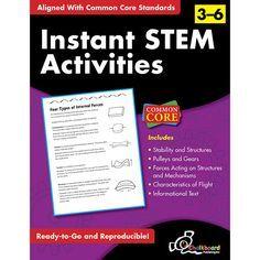 INSTANT STEM ACTIVITIES
