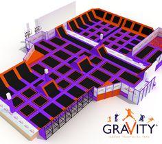 Play at Gravity Trampoline Park :: Xscape Yorkshire Trampoline Room, Best Trampoline, Backyard Trampoline, Backyard Farming, Trampolines, Professional Trampoline, Kids Zone, Indoor Playground, Kawaii