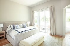 Master Bedroom by Lisa Sherry Interieurs