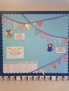 Parents notice board Eyfs Classroom, Classroom Setup, Classroom Displays, Family Communication, Communication Boards, Parent Information Board, Pre School, Back To School, Pre-k Resources