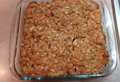 The apple cobbler and maple syrup will always be my favorite dessert. Apple Desserts, Apple Recipes, Easy Desserts, Great Recipes, Delicious Desserts, Yummy Food, Favorite Recipes, Italian Cream Cakes, Thermomix Desserts