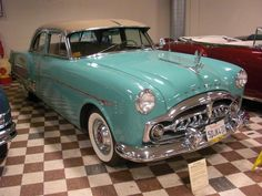 1951 Packard..Re-pin brought to you by agents of #carinsurance at #houseofinsurance in Eugene, Oregon