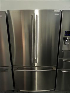 Brand new Electrolux Standard-Depth French Door Refrigerator with IQ-TouchTM Controls. Only $1650!