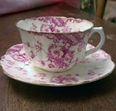 Royal Albert - 1896 to 1910 - Royal Albert's Oldest Patterns - Special Collections -Poppy 1905-1907