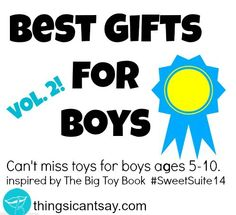 best-gifts-for-boys via @shellthings #SweetSuite14