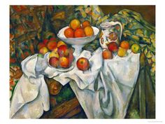 Apples and Oranges Giclee Print by Paul Cézanne at Art.com
