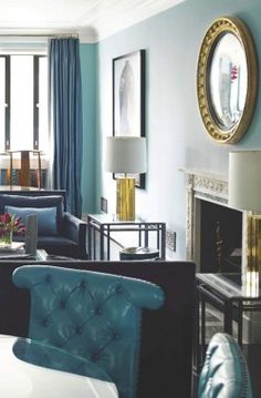 House Beautiful, Decor, Design Blogs, Glamour