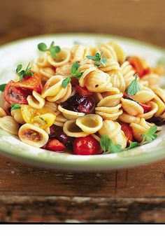 orecchiette with raw tomato sauce | Jamie Oliver | Food | Jamie Oliver (UK)