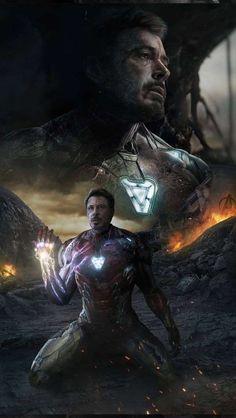 Iron Man in The Avengers Endgame Marvel Dc Comics, Marvel Avengers, Hero Marvel, Films Marvel, Marvel Characters, Spiderman Marvel, Iron Man Avengers, Iron Man Wallpaper, Tony Stark Wallpaper