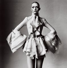 From the Archives: Gemma Ward's Best Moments in _Vogue_
