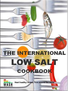 World cookbook-low salt
