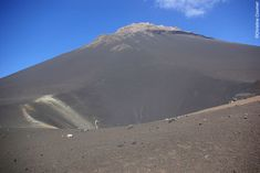 #Randonnée autour du volcan de #Fogo