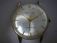Seiko アンティークセイコークラウンメンズ腕時計中古 Watch Antique ¥7000yen 〆07月15日