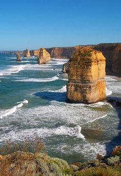 The Twelve Apostles ,Victoria,Australia: