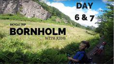 Dzień 6 wyprawy rowerowej z dziećmi na Bornholm...